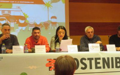 Unes jornades analitzen el Mercat del Riurau com a model de projecte sostenible